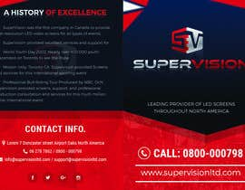 #9 for SuperVision Needs a Sales Brochure by tamamanoj
