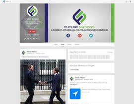 nº 39 pour I need a banner and logo (youtube, facebook, twitter, google+) par himujaved