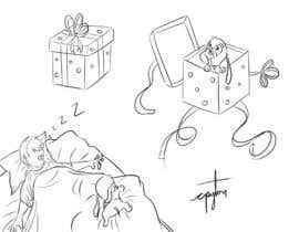 #6 for Simple Cartoon Strip - Illustrations by cpyton