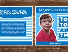 Nro 77 kilpailuun 8.5x8.5 Book cover with back. no spine Nothing fancy käyttäjältä kimcuteching7671
