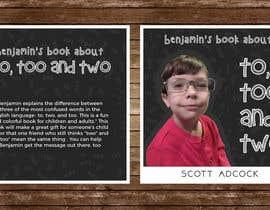 Nro 79 kilpailuun 8.5x8.5 Book cover with back. no spine Nothing fancy käyttäjältä kimcuteching7671