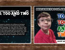 Nro 80 kilpailuun 8.5x8.5 Book cover with back. no spine Nothing fancy käyttäjältä kimcuteching7671