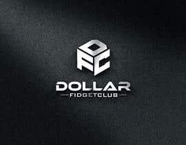 "nº 321 pour Design a Logo for ""DollarFidgetClub"" par VikasBeniwal"