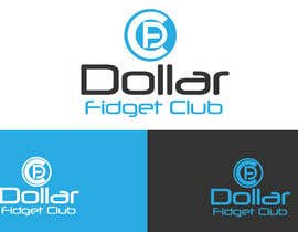 "nº 330 pour Design a Logo for ""DollarFidgetClub"" par adnanj369"