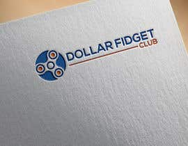 "nº 127 pour Design a Logo for ""DollarFidgetClub"" par Saifulsabuj"