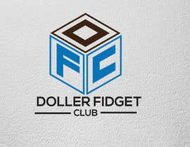 "nº 235 pour Design a Logo for ""DollarFidgetClub"" par shamim50103"
