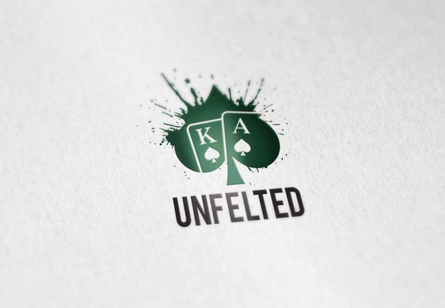 Kilpailutyö #                                        102                                      kilpailussa                                         Design a Poker Logo