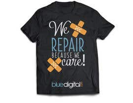 #16 cho Design a T-Shirt for a computer business. bởi amooredesign