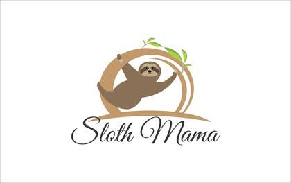 #22 for Logo Design for SLOTH MAMA by crazenators