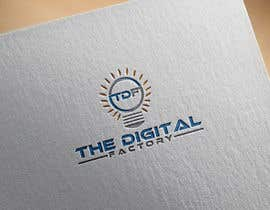 #93 for Design a Logo for the The Digital Factory by Hawlader007