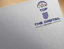 #97 for Design a Logo for the The Digital Factory by ataurbabu18