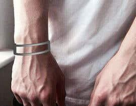 nº 17 pour Social Bracelet par TatyanaShoes