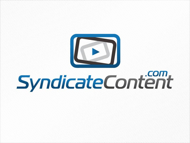 #3 for Logo Design for Syndicate Content - www.syndicatecontent.com by dwimalai