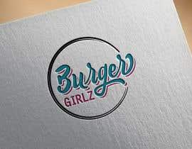 nº 203 pour Design a Logo Burger Girlz par SERGlO