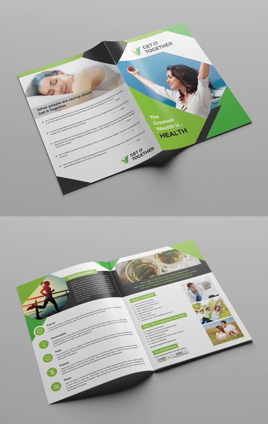 Contest Entry #47 for Design a Brochure
