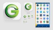Proposition n° 7 du concours Graphic Design pour Design an App Icon using existing logo