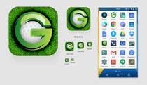 Proposition n° 10 du concours Graphic Design pour Design an App Icon using existing logo