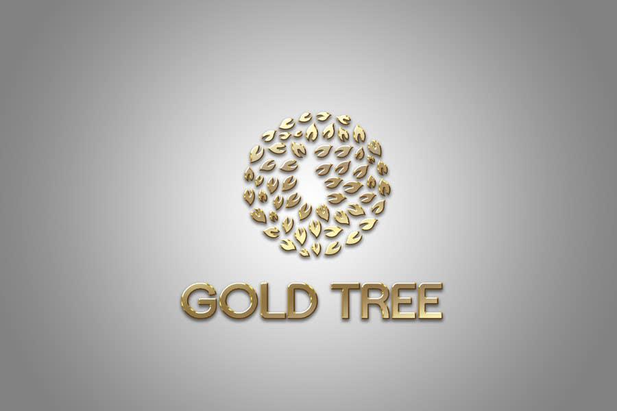 Proposition n°24 du concours Golden Tree logo