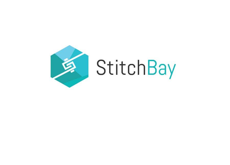 Proposition n°13 du concours Logo Designing (Modification) for my startup - StitchBay.com