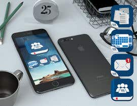 #2 for 4 separate mobile app icons designs are needed by aditia09
