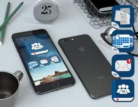 nº 2 pour 4 separate mobile app icons designs are needed par aditia09