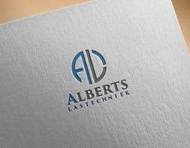 nº 114 pour Logo for Alberts Lastechniek par MONITOR168