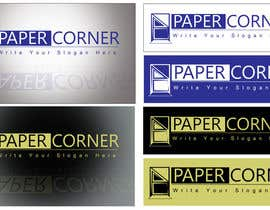 #12 for Design a Logo for PApercorner by meenasamy