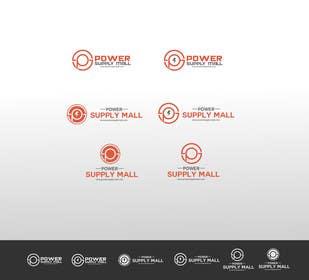 #278 for Design a Logo for our new website powersupplymall.com by JoseValero02