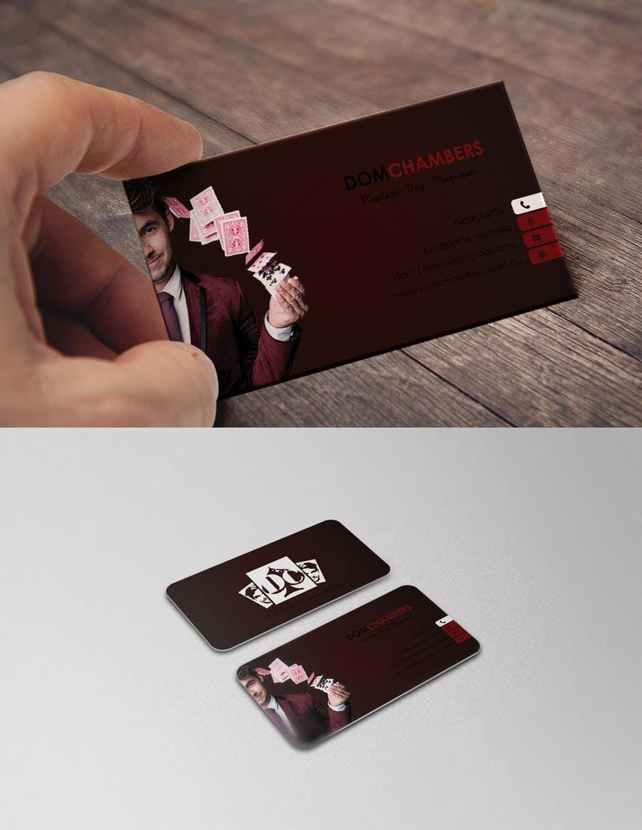 Entry #158 by altasnimultushar for Design some Business Cards ...