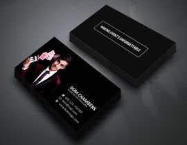 #93 for Design some Business Cards - Magician by mansur99designer