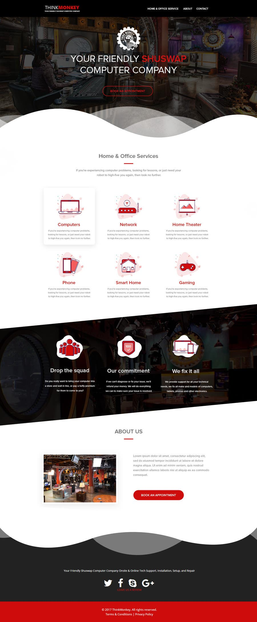 Proposition n°35 du concours Redesign Website