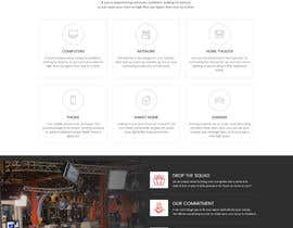 nº 17 pour Redesign Website par sudpixel