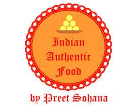 "nº 11 pour Logo for ""Indian Authentic Food By Preet Sohana"" par legalidentities"