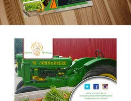 nº 12 pour Create postcard mailer for farm par Naumovski
