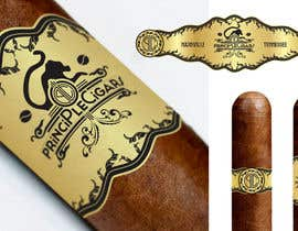 #16 for Design a Custom Cigar Band by Zveki