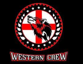Nro 95 kilpailuun Wolf & Shield Design Logo for t-shirts, flags, mugs etc käyttäjältä sauravarts