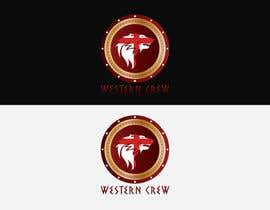 Nro 98 kilpailuun Wolf & Shield Design Logo for t-shirts, flags, mugs etc käyttäjältä Sohanuddinmahmud