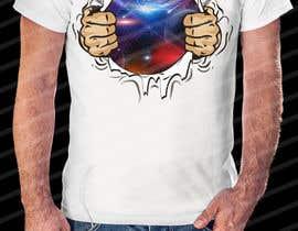 nº 73 pour Design a T-Shirt_inneruniverse par gilart
