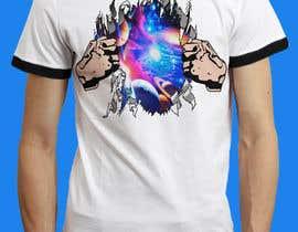 nº 50 pour Design a T-Shirt_inneruniverse par anieshiaka