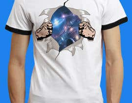 nº 51 pour Design a T-Shirt_inneruniverse par anieshiaka