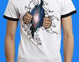 nº 63 pour Design a T-Shirt_inneruniverse par anieshiaka