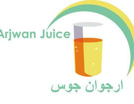 nº 45 pour Design a Logo for Arjwan Juice both in English and arabic par serhiyzemskov