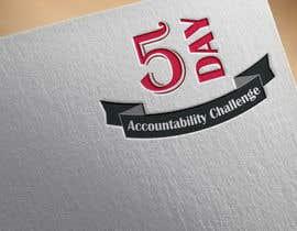 nº 30 pour 5 Day Accountability Challenge Logo Design par ataurbabu18