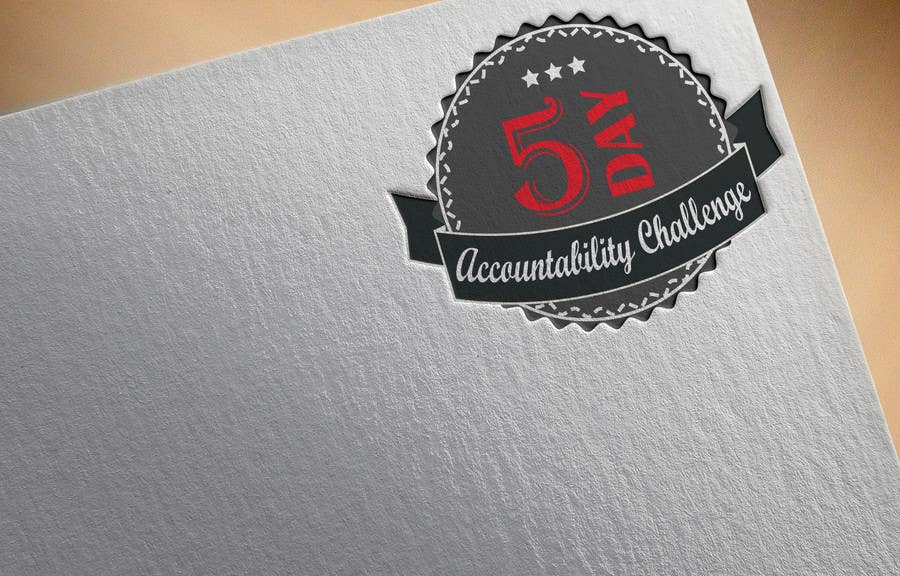 Proposition n°33 du concours 5 Day Accountability Challenge Logo Design