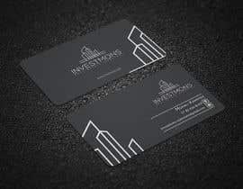#84 for Design a Business Card by fahamidahuq