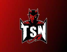 nº 44 pour Design a Logo for e-Sports Team Satan (TSN) par OlexandroDesign