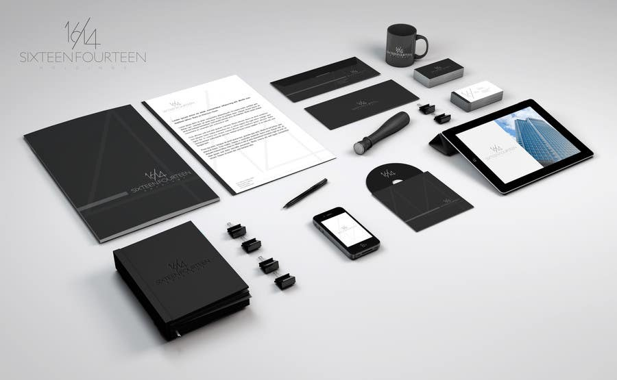 Proposition n°32 du concours logo & stationary