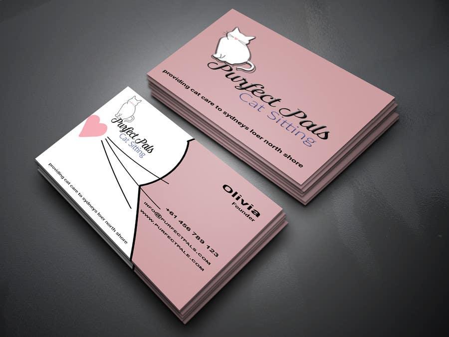 Proposition n°42 du concours Design some Business Cards