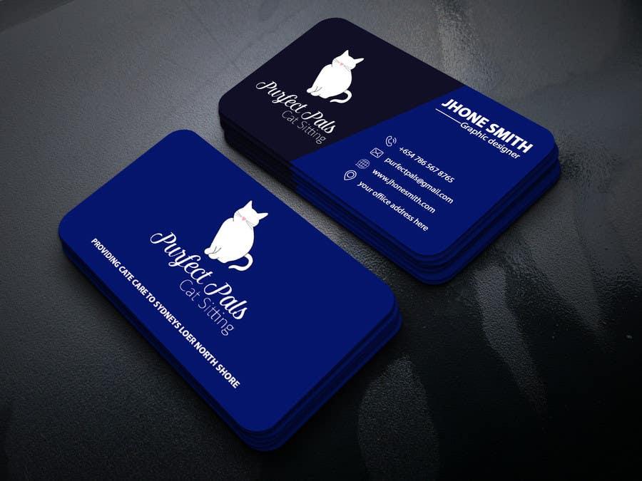 Proposition n°61 du concours Design some Business Cards