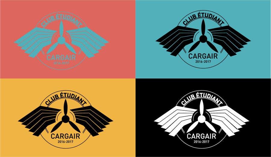 Proposition n°123 du concours Design a Logo flying school student club